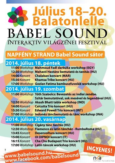 BabelSound program